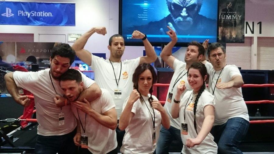 Exhibition staff SEC