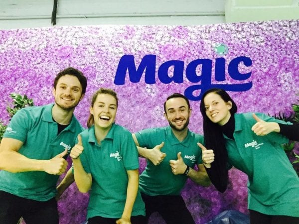 Corporate Event Staff in Manchester