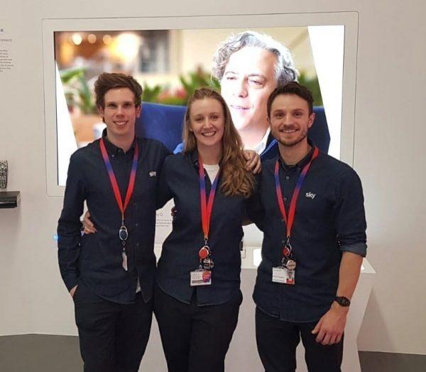Corporate Event Staff