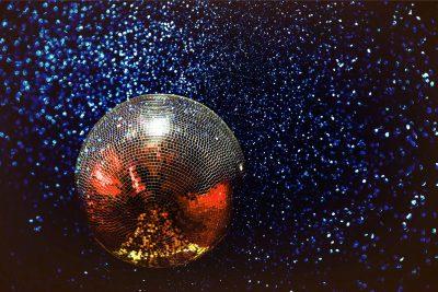 Virtual Christmas Party Disco